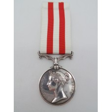 Indian Mutiny Medal (No Clasp) - Sergt. G. Manning, 81st Regiment