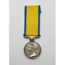 Baltic Medal 1854-55 - Unnamed
