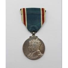 1937 George VI Coronation Medal