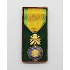 French Medaille Militaire (Third Republic) in Box