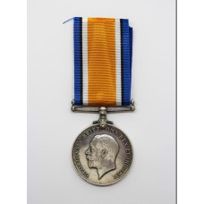 WW1 British War Medal - Pte. E. Dean, King's Royal Rifle Corps
