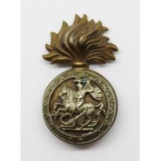 Royal Northumberland Fusiliers Bi-metal Cap Badge