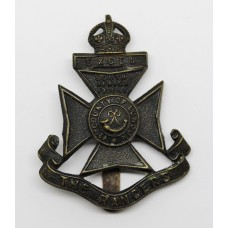 12th County of London Bn. (The Rangers) London Regiment Cap Badge