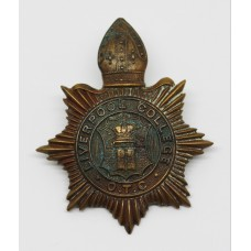 Liverpool College O.T.C. Cap Badge