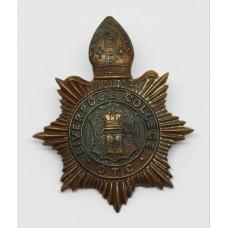 Liverpool College O.T.C. Cap Badge
