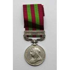 1895 India General Service Medal (Clasp - Punjab Frontier 1897-98) - Sepoy Munshi, 6th Bengal Light Infantry