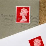 New postage rates