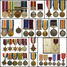 Stock Update! New medals listed today...