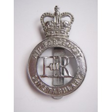 ERII Air Force Department Constabulary Cap Badge