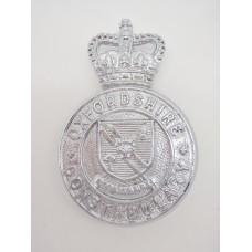 Oxfordshire Constabulary Cap Badge - Queen's Crown