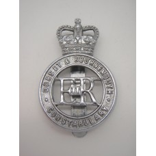 Dorset & Bournemouth Constabulary Cap Badge - Queen's Crown