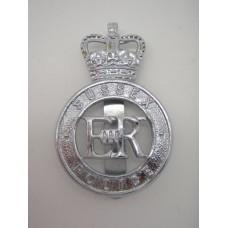 Sussex Police Cap Badge - Queen's Crown