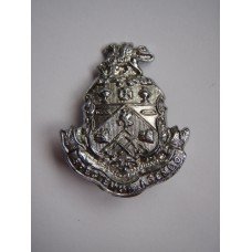 Barnsley County Borough Police Collar Badge