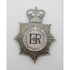 Thames Valley Constabulary Helmet Plate - Queen's Crown