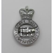 Thames Valley Constabulary Cap Badge - Queen's Crown