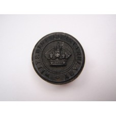 Wiltshire Constabulary Button - King's Crown