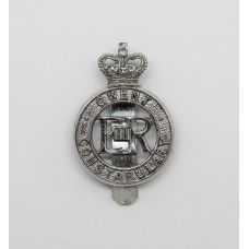 Gwent Constabulary Cap Badge - Queen's Crown