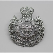 Pair of Leicestershire Constabulary Collar Badges