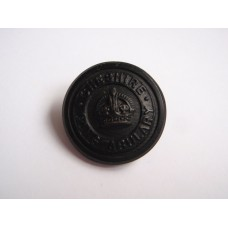 Cheshire Constabulary Button - King's Crown