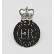 Dorset Police Cap Badge - Queen's Crown