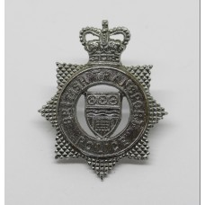 British Transport Police Cap Badge - Queen's Crown