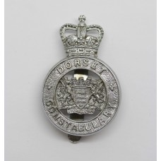 Dorset Constabulary Cap Badge - Queen's Crown