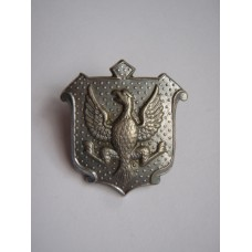 East Riding Constabulary Collar Badge