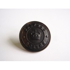 Salford Police Button - Queen's Crown