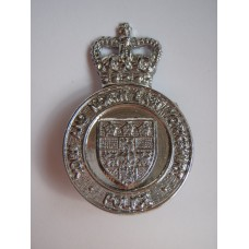 York and North East Yorkshire Police Cap Badge