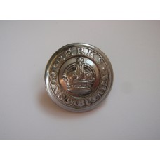 Berkshire Constabulary Button - King's Crown