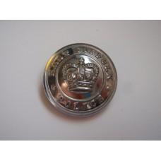 East Suffolk Police Button - Queen's Crown