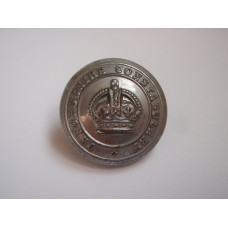 Oxfordshire Constabulary Button - King's Crown