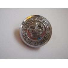 Gloucestershire Constabulary Button - Queen's Crown