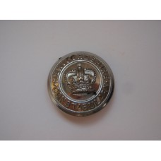 Hertfordshire Constabulary Button - Queen's Crown