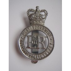 West Yorkshire Special Constabulary Cap Badge - Queen's Crown