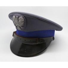 Polish Police Cap