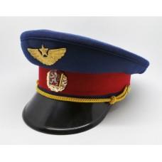 Czechoslovakia Airport Police Cap