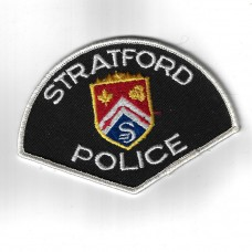 United States Stratford Police (Connecticut) Cloth Patch