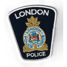 Canadian London Police Force Cloth Patch