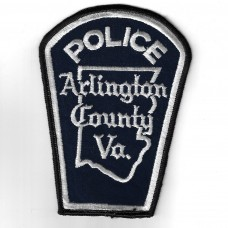 United States Arlington County Virginia Police Cloth Patch