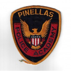 United States Pinellas Police Academy Cloth Patch