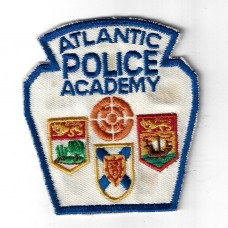 United States Atlantic Police Academy Cloth Patch