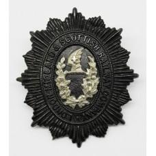 London Midland & Scottish Railway Police Helmet Plate