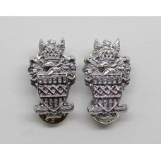 Pair of West Midlands Police Collar Badges