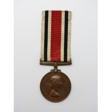 Elizabeth II Special Constabulary Long Service Medal - Fred Kelle