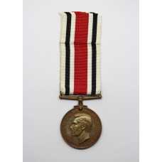 George VI Special Constabulary Long Service Medal - John Dodds