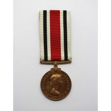 Elizabeth II Special Constabulary Long Service Medal - Joshua J. Smith