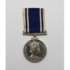 ERII Police Exemplary Long Service & Good Conduct Medal - Sergt. Alexander S. McCabe
