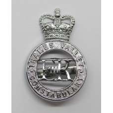 Thames Valley Constabulary Cap Badge - Queen's Crown