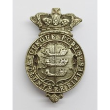 Victorian Cinque Ports Volunteer Rifles NCO's Pouch Badge
